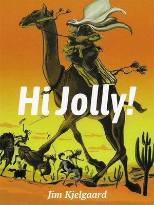cover image of Hi Jolly!